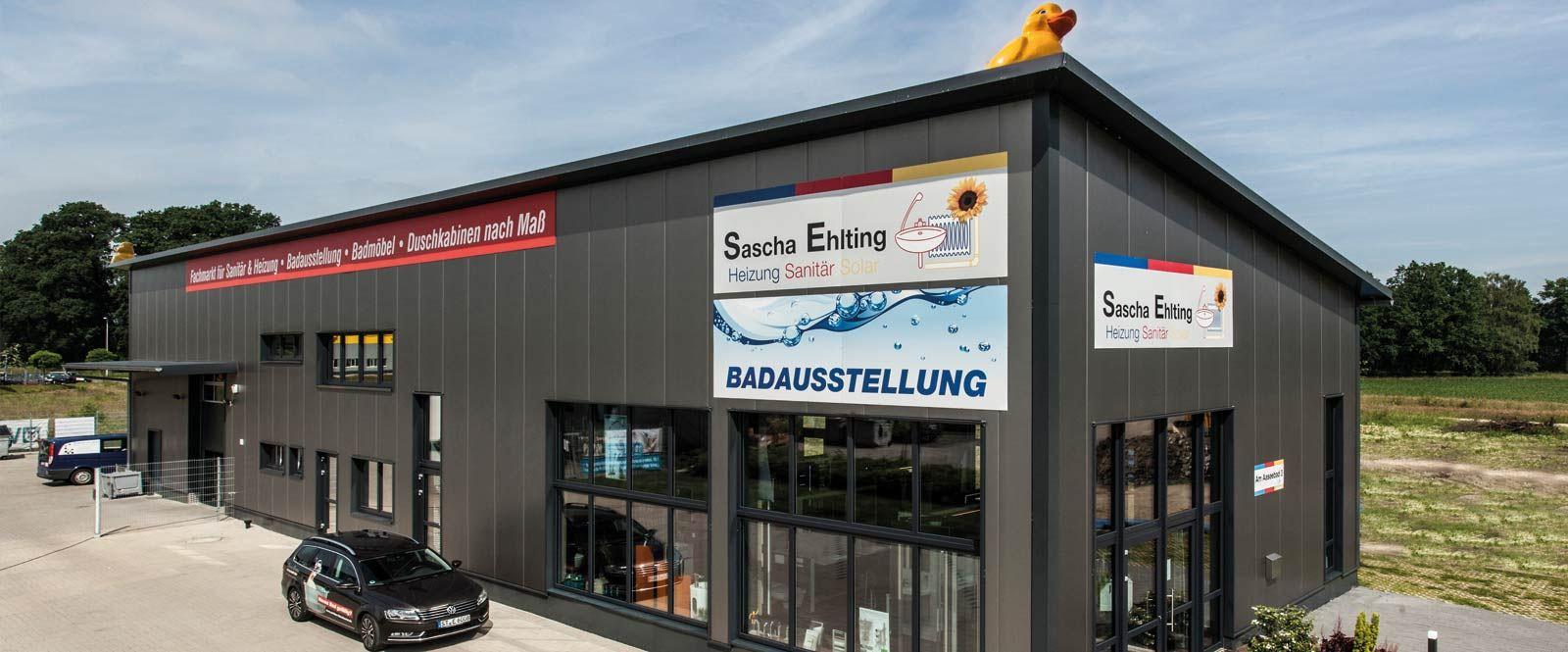 Heizung Ehlting Ibbenbüren Badausstellung
