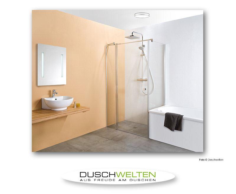 Duschwelten Duschkabine bei Heizung Ehlting-Ibbenbüren