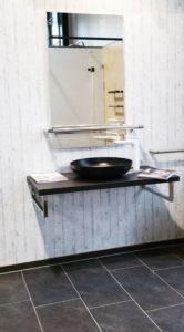 Heizung Ehlting-Ibbenbüren Waschtisch hilfegriff