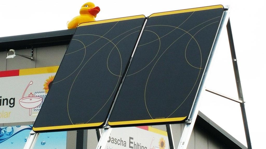 Solar Module Ibbenbüren